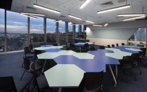Classroom with AV