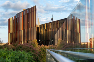 Macquarie University Building Exterior